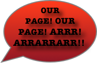 OUR PAGE! OUR PAGE! ARRR! ARRARRARR!!